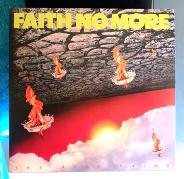 Faith No More The Real Thing disco