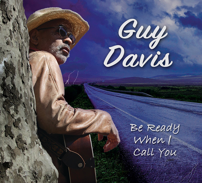 Guy Davis publica nuevo disco, Be Ready When I Call You