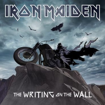 Iron Maiden estrena The Writing On The Wall