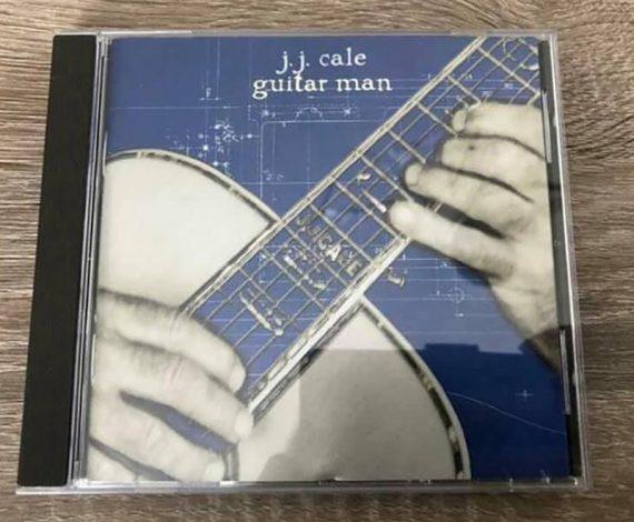 JJ Cale Guitar Man disco aniversario
