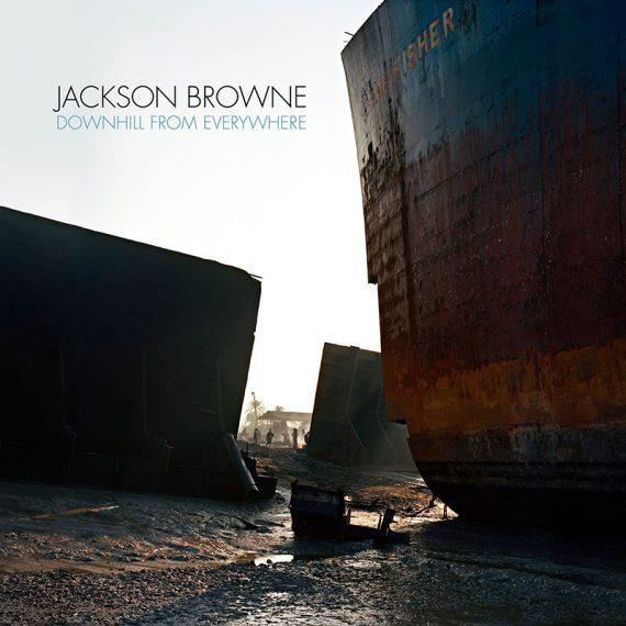 Jackson Browne publica nuevo álbum, Downhill From Everywhere