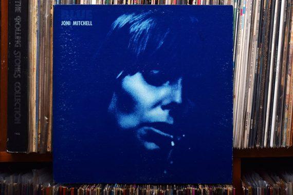 Joni Michell Blue disco aniversario