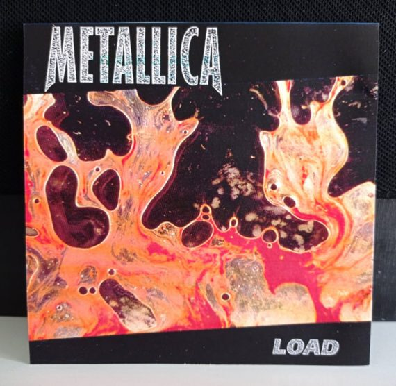 Metallica Load disco