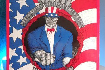 Method Of Destruction – U.S.A. For M.O.D.