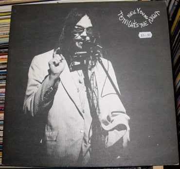 Neil Young Tonight's The Night disco aniversario