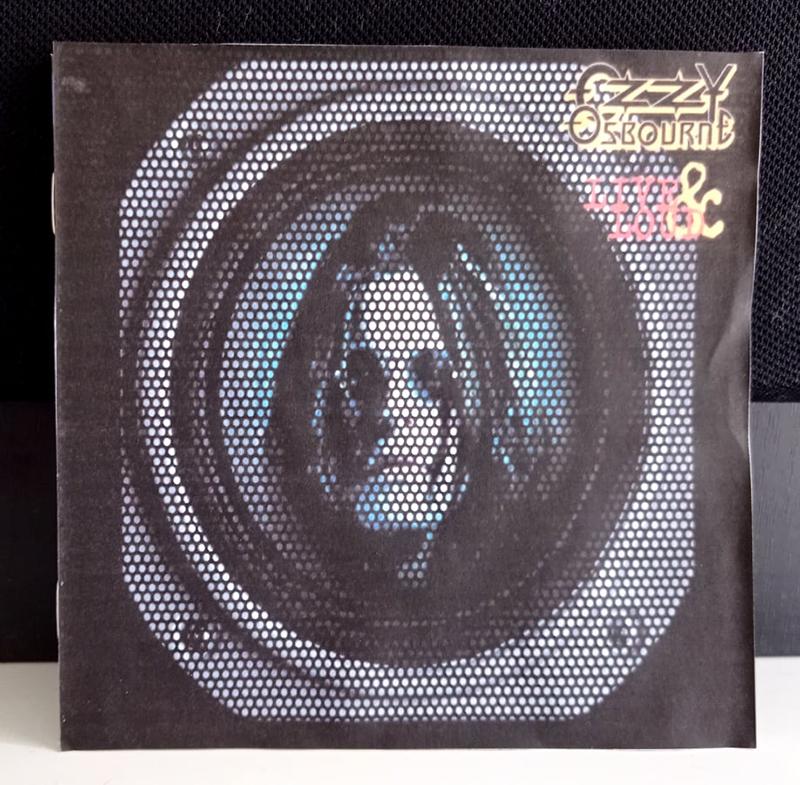 Ozzy Osbourne Live & Loud disco