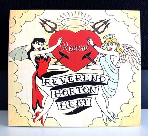 Reverend Horton Heat Revival disco