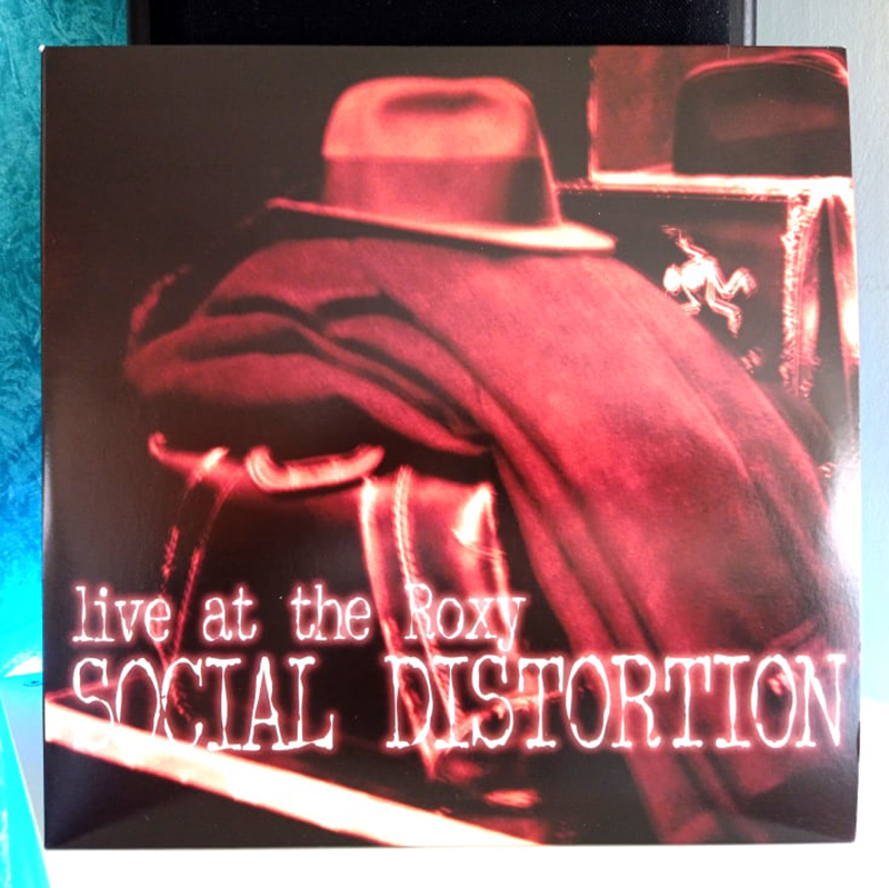 Social Distortion Live at The Roxy disco
