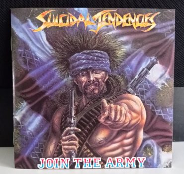 Suicidal Tendencies Join the Army disco
