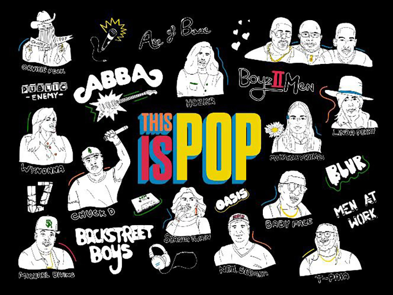 This is Pop serie Netflix