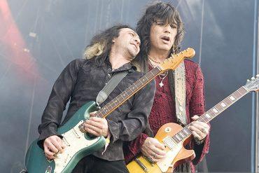 Adiós a Jeff LaBar, guitarrista de Cinderella