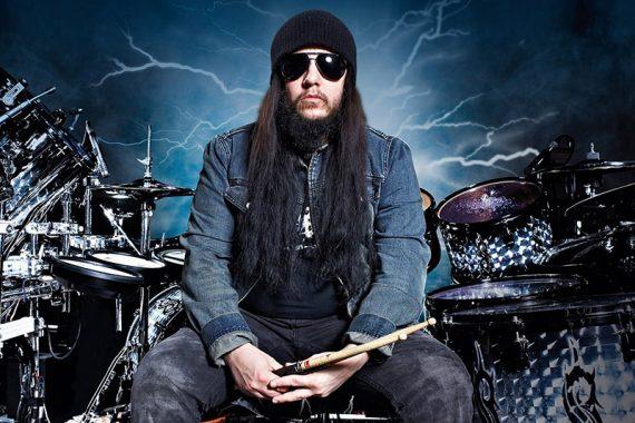 Adiós a Joey Jordison, fundador de Slipknot