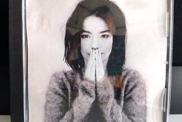 Björk Debut disco