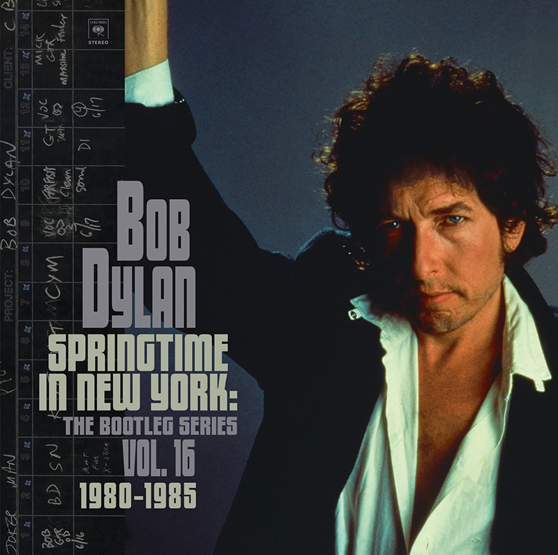 Bob Dylan anuncia su próximo pirata, Bootleg Series Vol. 16