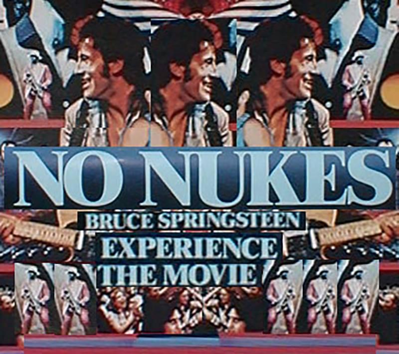 Bruce Springsteen lanzará el documental The Legendary 1979 No Nukes Concerts
