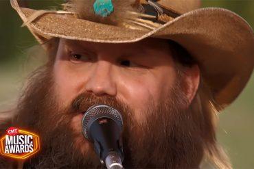 Chris Stapleton interpretró Arkansas CMT Awards 2021