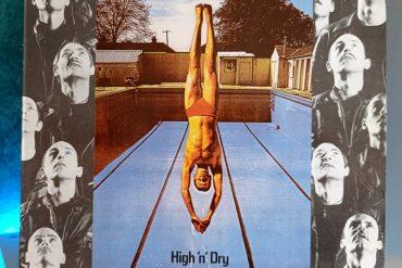 Def Leppard – High 'N' Dry disco