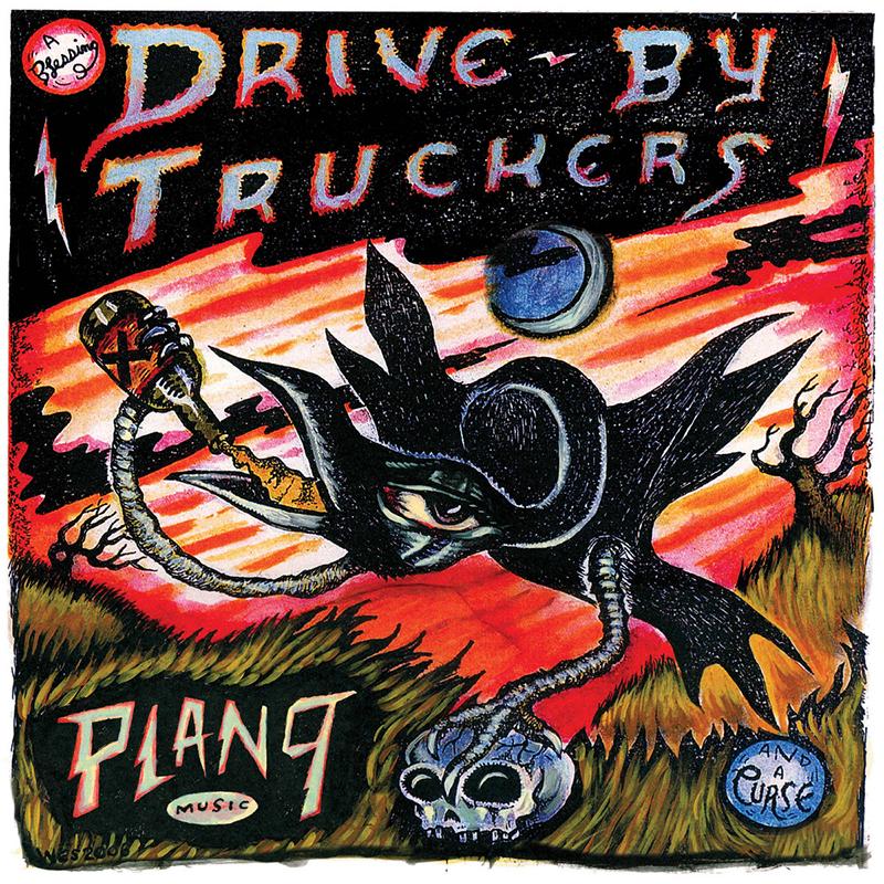 Drive-By Truckers lanzan el álbum directo Plan 9 Records