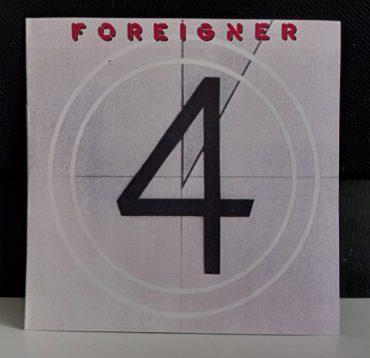 Foreigner  4 disco