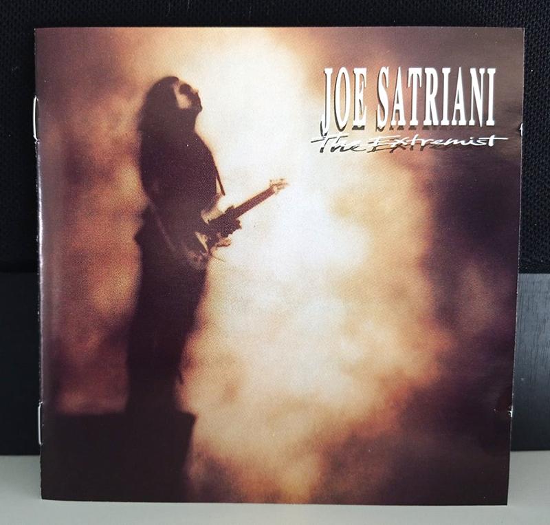 Joe Satriani publicó The Extremist tal día como hoy