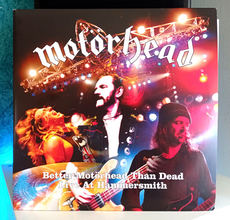 Motörhead – Better Motörhead Than Dead - Live At Hammersmith disco