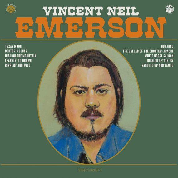 Nuevo disco de Vincent Neil Emerson