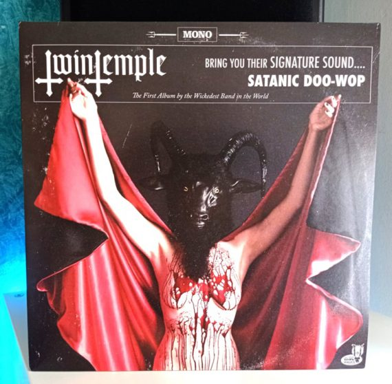 Twin Temple Twin Temple (Bring You Their Signature Sound.... Satanic Doo-Wop)