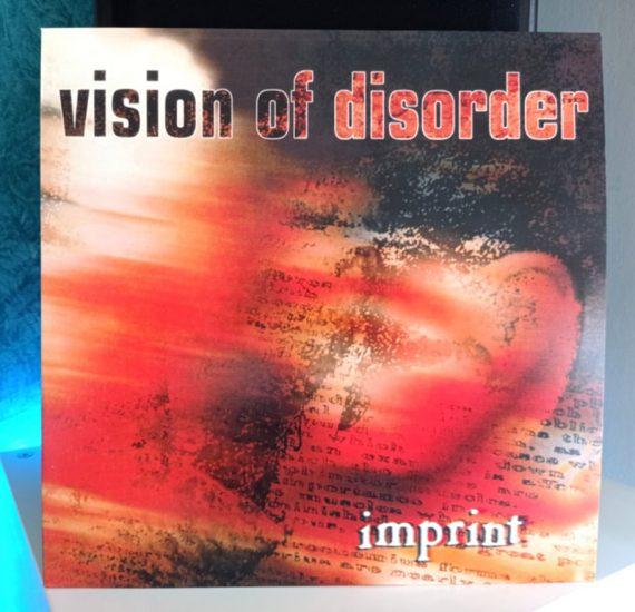 Visión Of Disorder imprint disco