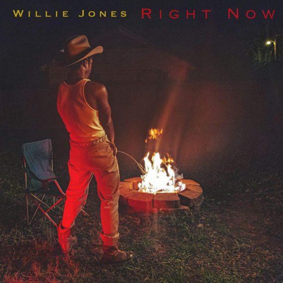 Willie Jones debuta con Right Now