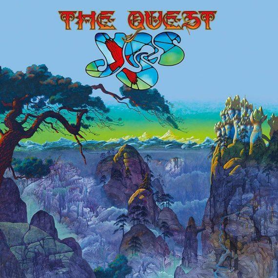 Yes presentan The ice bridge, su primera canción en 7 años. Nuevo disco, The Quest