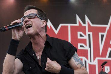 Adiós a Mike Howe de Metal Church