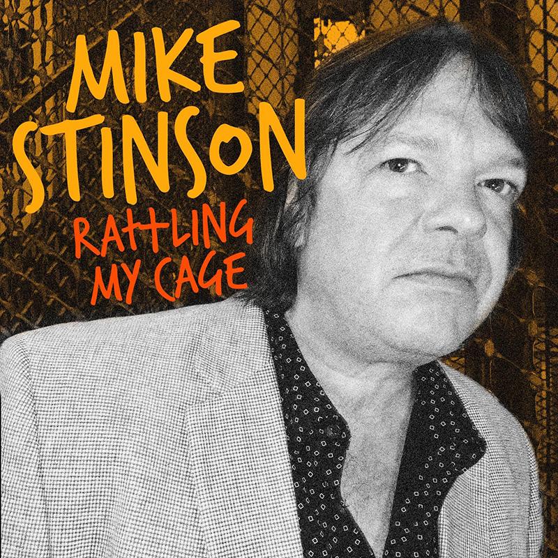Mike Stinson junto a Chuck Prophet y Johnny Irion, lanzan Rattling My Cage