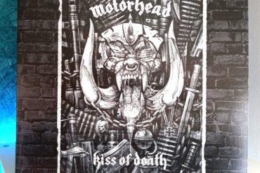 Motörhead Kiss Of Death disco
