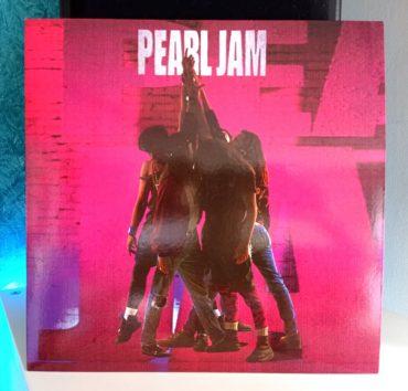 Pearl Jam Ten disco