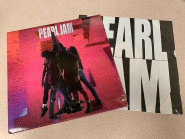 Pearl Jam Ten disco aniversario