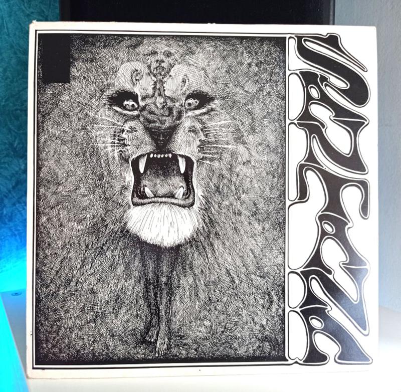 Santana publicó su disco debuta tal día como hoy