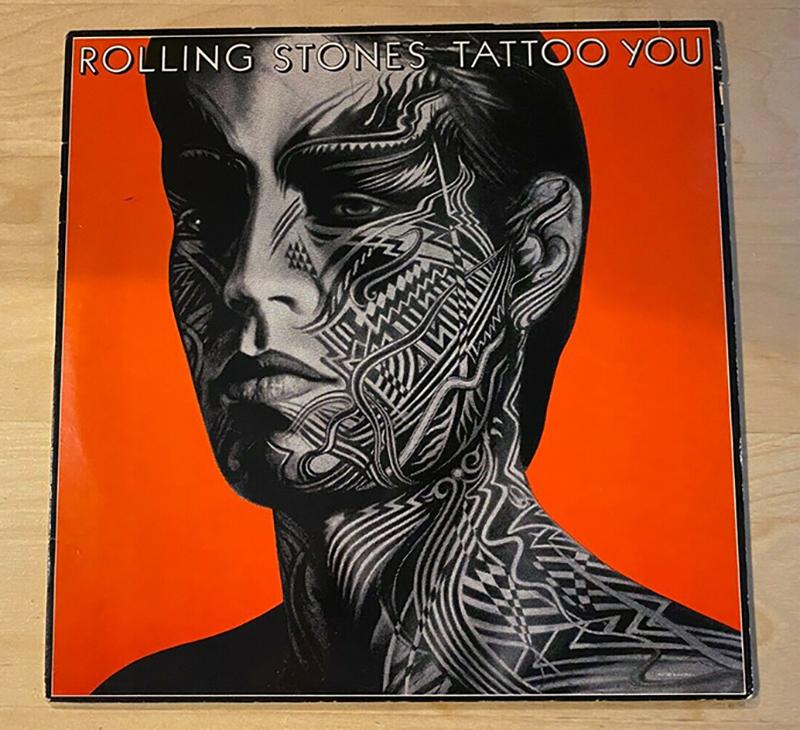 Tattoo You Rolling Stones aniversario disco