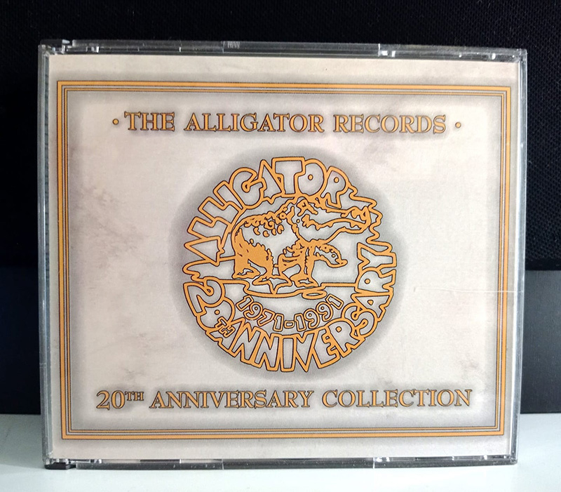 The Alligator Records 20th Anniversary Collection disco
