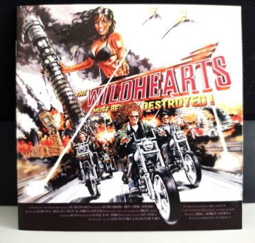 The Wildhearts The Wildhearts Must Be Destroyed disco