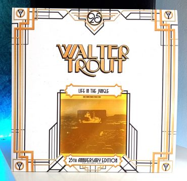 Walter Trout Life In The Jungle disco