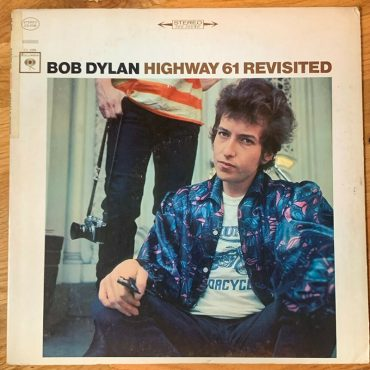 bob dylan Highway 61 Revisited disco aniversario