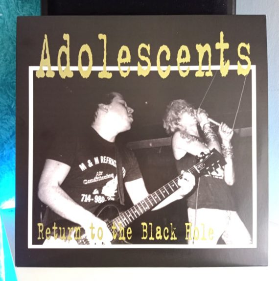 Adolescents Return To The Black Hole disco
