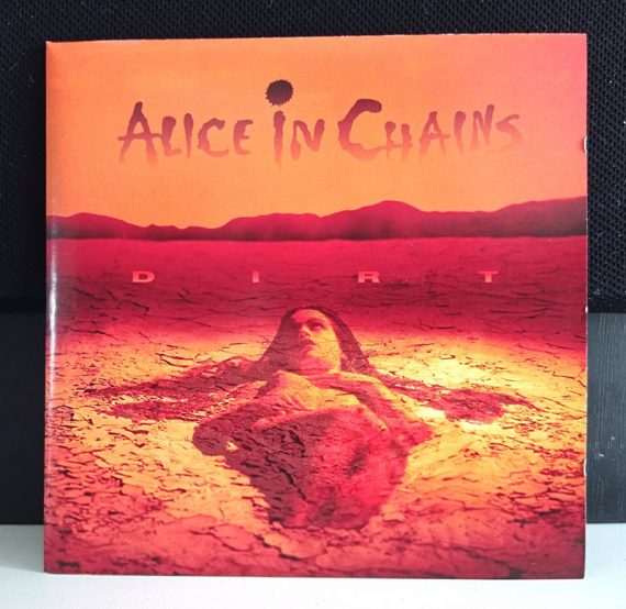 Alice In Chains Dirt disco
