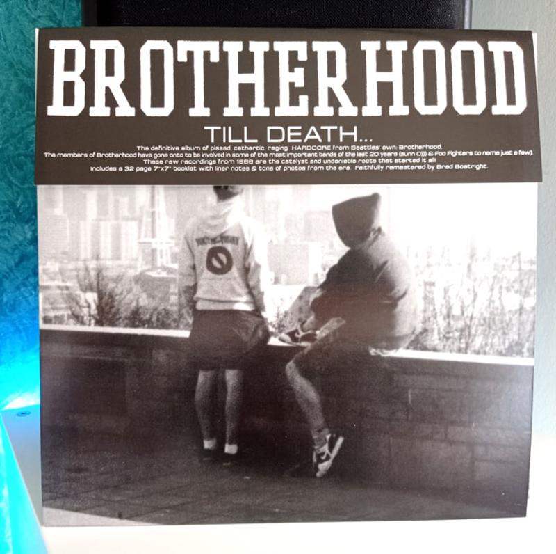 Brotherhood Till Death... disco
