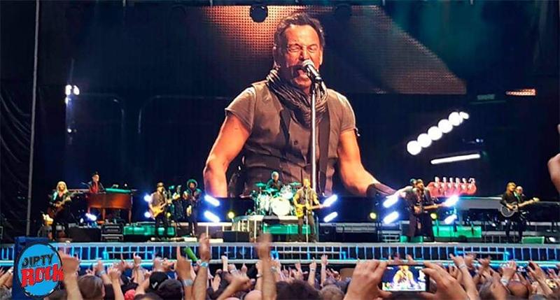 Bruce Springsteen y su próxima gira europea en 2022