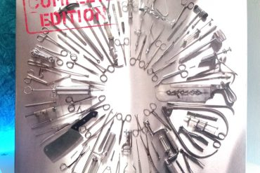 Carcass Surgical Steel disco