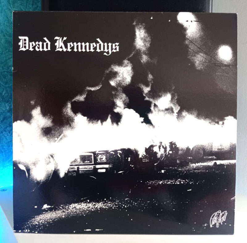 Dead Kennedys – Fresh Fruit For Rotting Vegetables disco