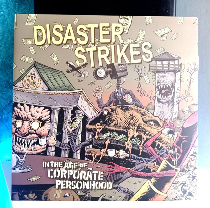 Disaster Strikes In The Age Of Corporate Personhood disco