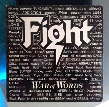 Fight – War Of Words disco