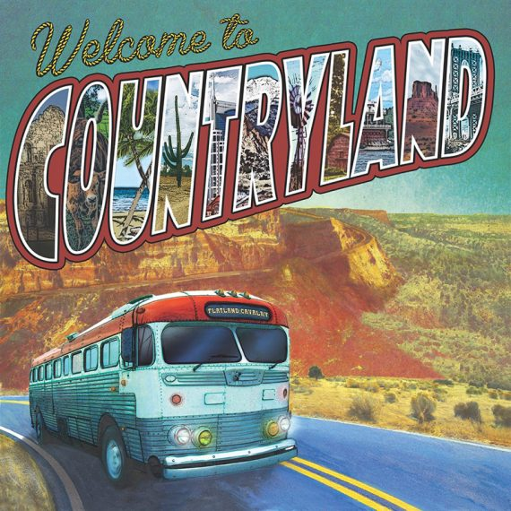 Flatland Calvary Welcome to Countryland